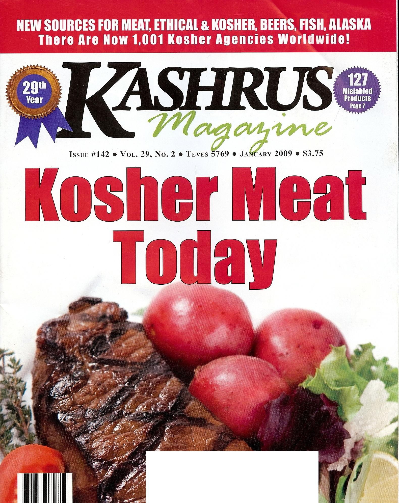 January 2009 Issue